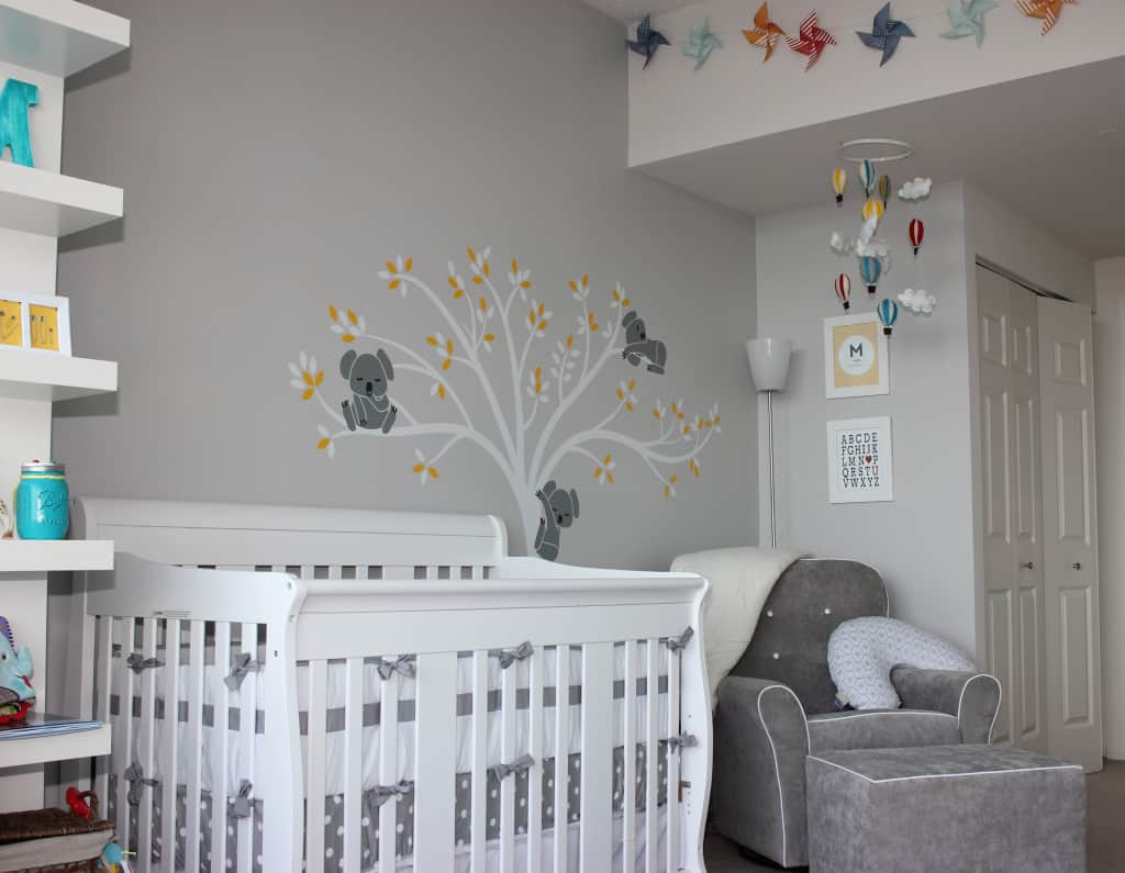 5 Critical Things To Consider When Designing A New Baby Room