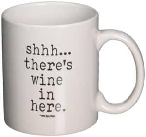 Wine in Here Mug