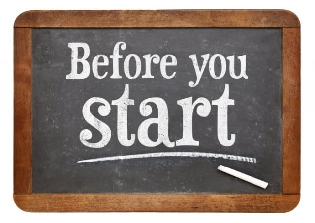 Before-You-Start