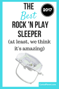 Best Rock 'N Play Sleeper