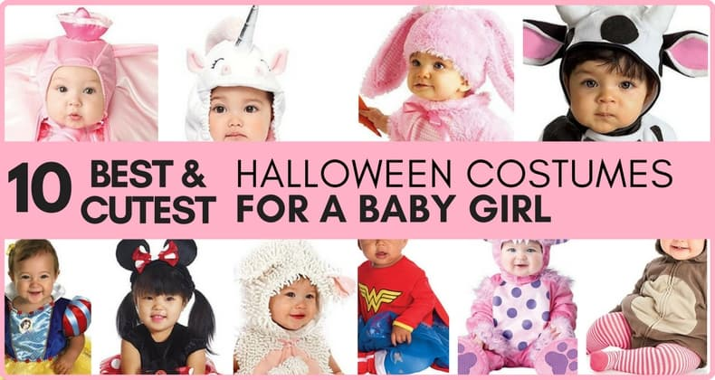 sc 1 st  Cynical Parent & 10 Best Halloween Costumes for Baby Girl in 2018