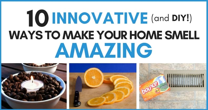 Excellent 10 Innovative And Diy Ways To Make Your House Smell Good Interior Design Ideas Lukepblogthenellocom