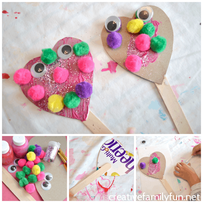 7 Super Cute And Easy Valentine's Day Crafts For Preschoolers