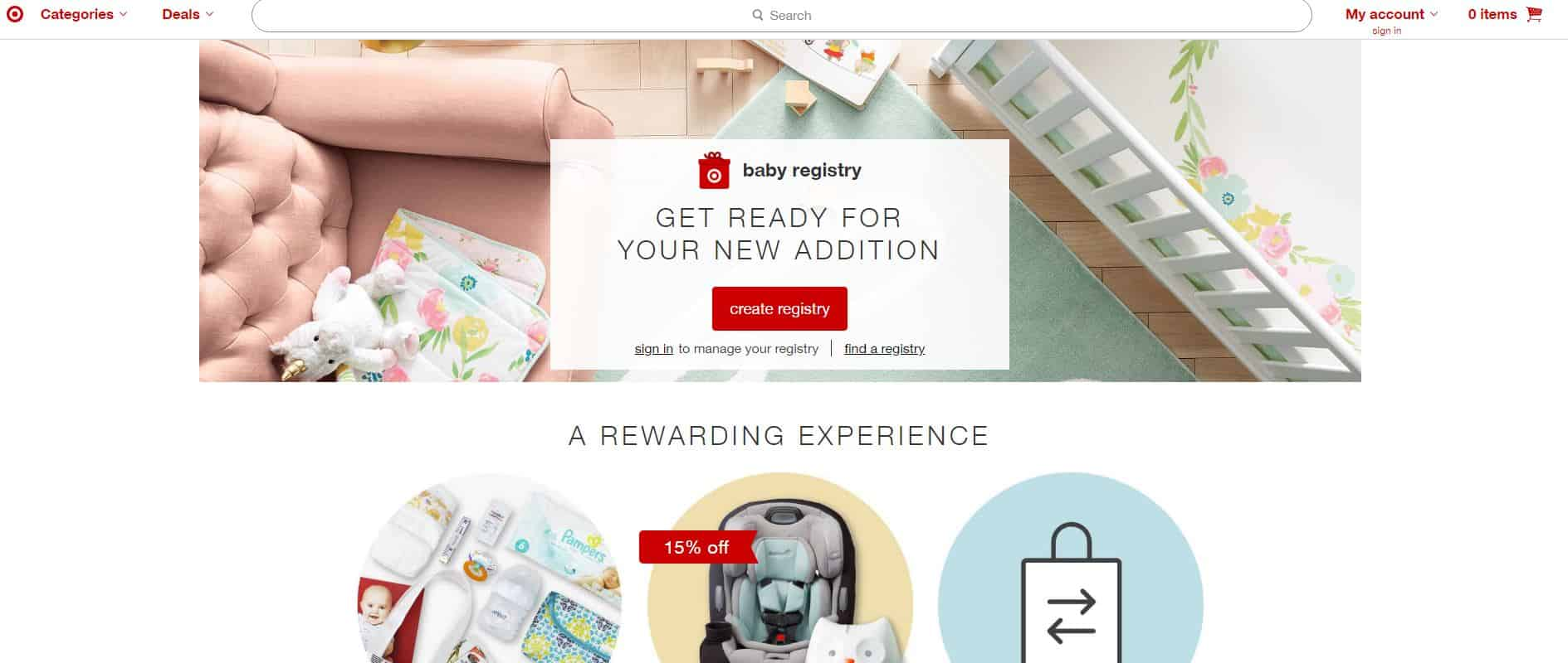 Best Place To Do Baby Registry Setup In 2018 Online And