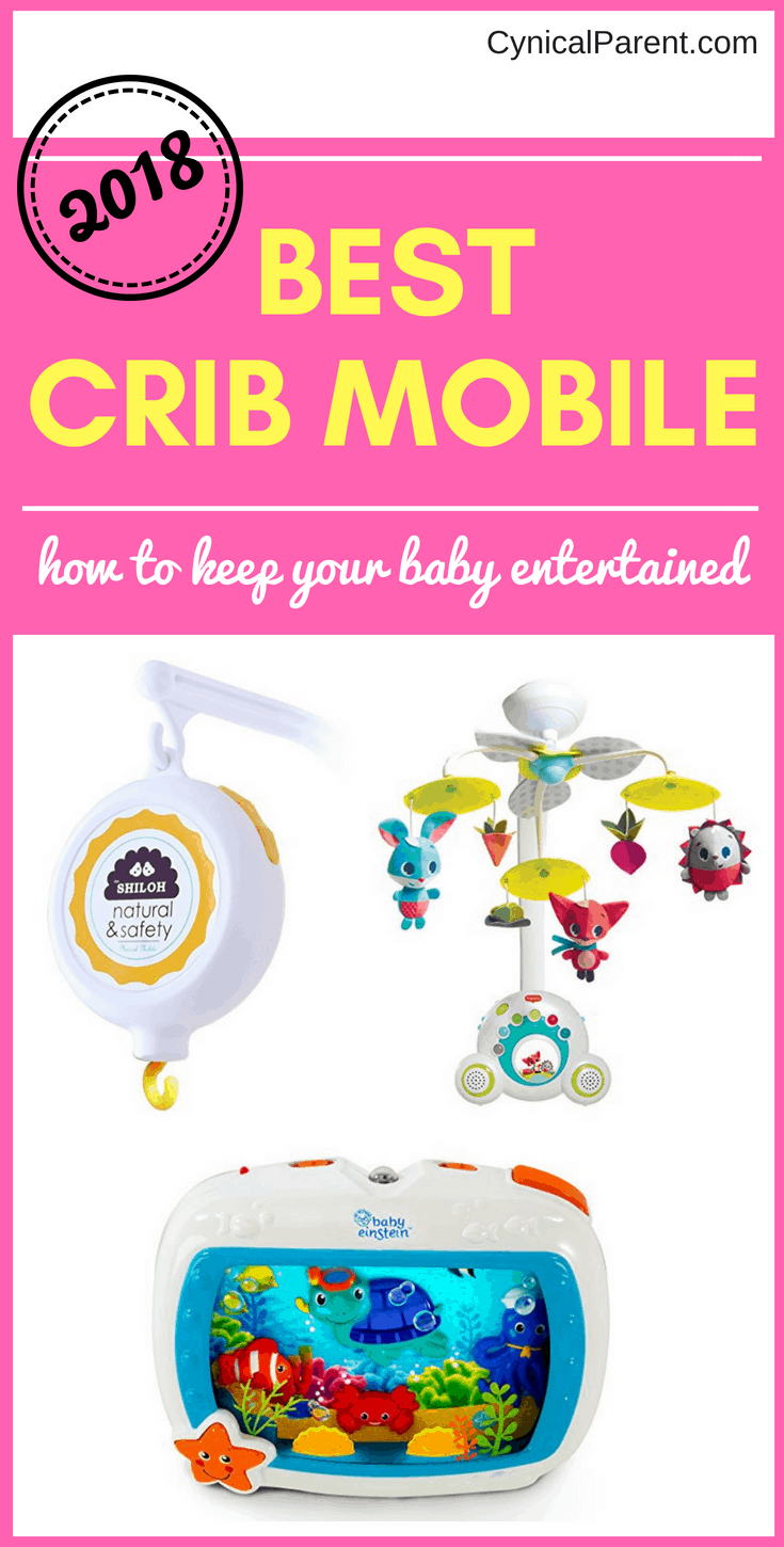 Is a baby crib mobile really a necessity for your baby's nursery? We think is it... and we've reviewed several and put together a post of what we think are the best crib mobile options for your baby nursery. Check it out...