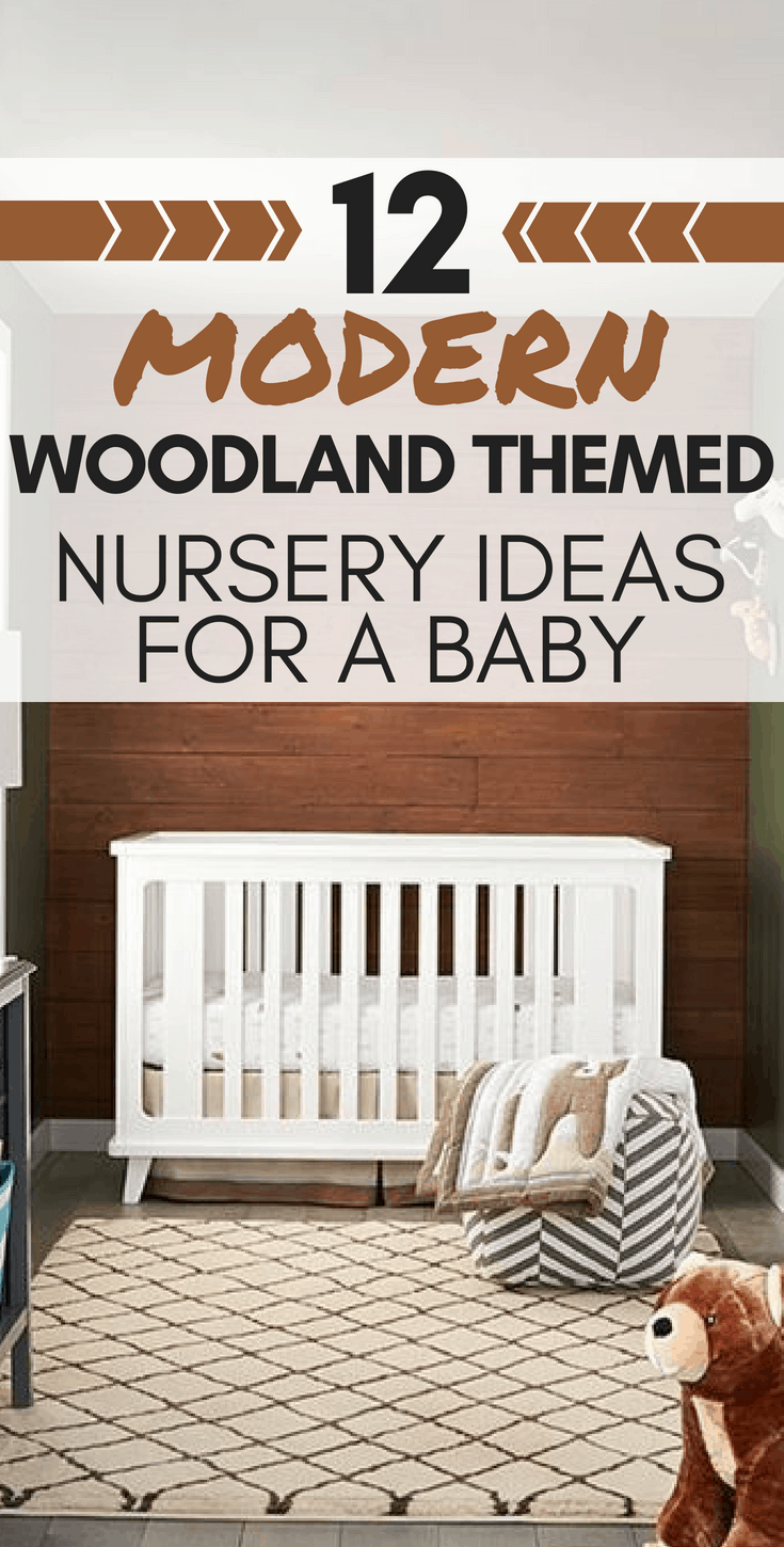 Have You Done A Similar Type Of Woodland Themed Nursery For Your Baby Leave Comment Below