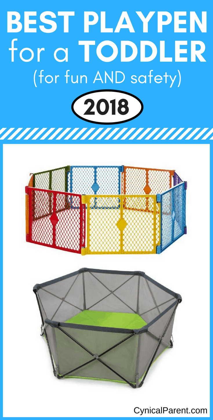 Choosing the best playpen for toddler fun & safety can be a challenge. We've narrowed it down for you, sharing the best features of our top four choices...