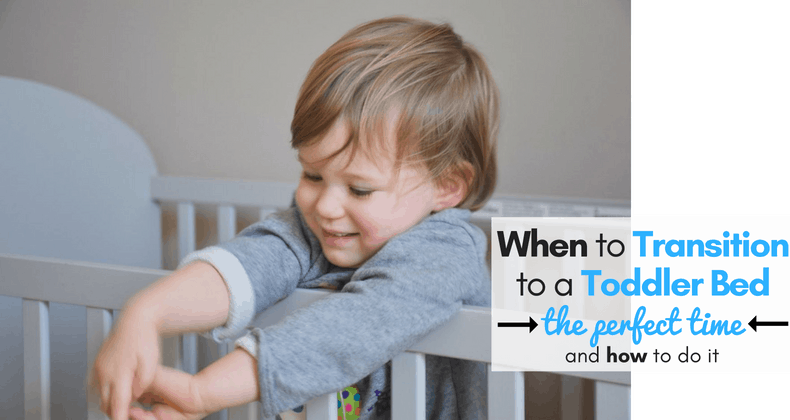 Are you getting ready to kick your toddler out of the crib? Before you make the big move from baby's crib to the big kid bed, you need to have a firm understanding of how and when to transition to toddler bed.