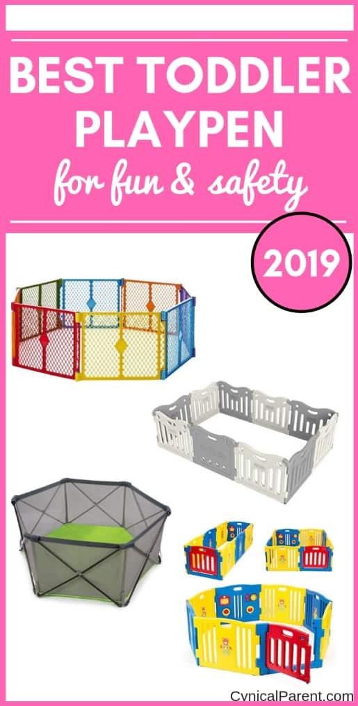 Choosing the best playpen for toddler fun and safety can be a challenge. We've narrowed it down for you, sharing the best features of our top four choices...