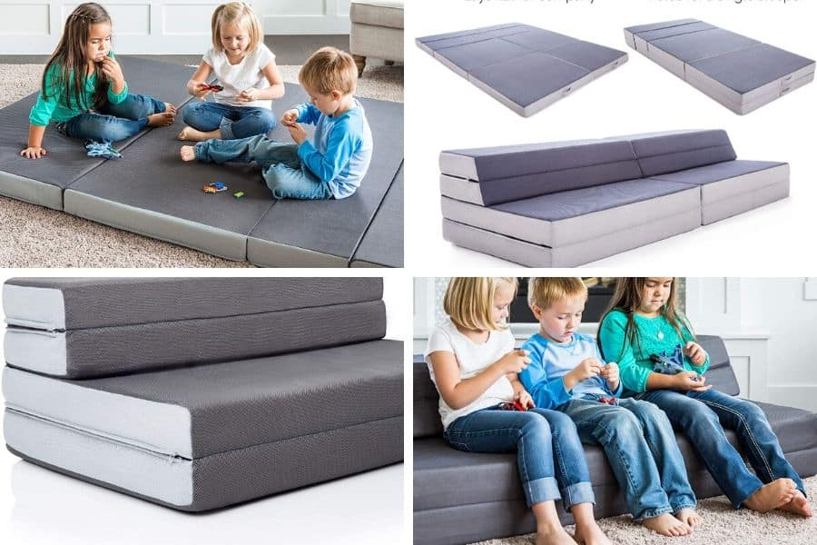The BEST Nugget Alternative (Play Couch for Kids)