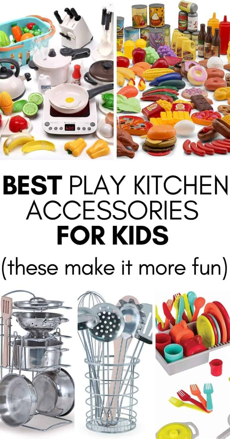 Best Play Kitchen Accessories: Here are our picks for your kids to have the most fun with their play kitchen. Check them out!